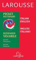 Larousse Pocket Dictionary Italian English/English Italian