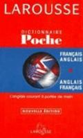 Dictionnaire de poche français-anglais, Anglais-français - Larousse