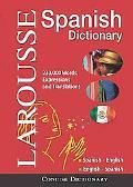Larousse Concise Dictionary: Spanish-English / English-Spanish