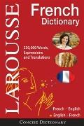 Larousse Concise French-English/English-Frenct Dictionary (English and French Edition)