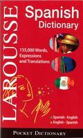 Larousse Pocket Dictionary : Spanish-English / English-Spanish