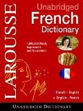Larousse UNABRIDGED FRENCH/ENGLISH-- English/French Dictionary (French and English Edition)