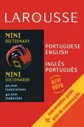 Larousse Mini Dictionary/Mini Dicionario Portuguese English/Ingles Portugues