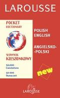 Larousse Pocket Dictionary Polsko, Angielski, Angielsko, Polski