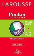 Larousse Pocket Dictionary Italian-English/English-Italian