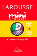 Larousse Mini Dictionary Spanish-English / English-Spanish
