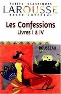 Les Confessions: Livres I a IV (French Edition)