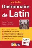 Dictionnaire latin-franais et franais-latin (French Edition)