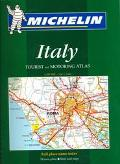 Michelin Tourist and Motoring Atlas Italy