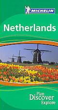 Michelin the Green Guide Netherlands