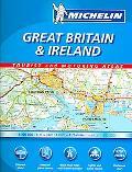 Michelin Great Britain & Ireland Tourist and Motoring Atlas