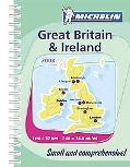 Michelin Great Britain & Ireland Mortoring Atlas