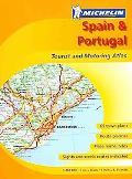 Spain & Portugal Tourist & Motoring Atlas