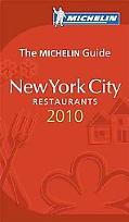 New York City Restaurants 2010 (Michelin Red Guide)
