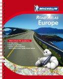Europe, Motoring Atlas, Spiral (Atlas (Michelin))