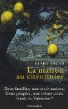 La maison au citronnier (French Edition)
