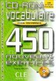 Vocabulaire 450 Exercises CD-ROM (Intermediate) (French Edition)