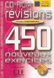 Revisions 450 Exercices CD-ROM (Intermediate) (French Edition)