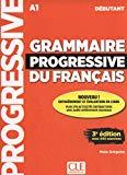 Grammaire progressive du francais - Niveau debutant - 3eme edition - Livre + CD + Livre-web ...