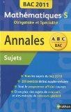 Mathmatiques S obligatoire et spcialit (French Edition)