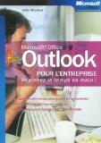 Microsoft Outlook pour l'entreprise (French Edition)