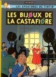 Les Bijoux de La Castafiore = Castafiore Emerald (Tintin) (French Edition)