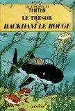 Tresor De Rackham Le Rouge (Aventures de Tintin) (French Edition)