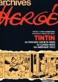 Archives Herg 1 - Tintin
