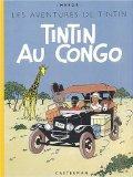 Les Aventures de Tintin : Tintin au Congo (French Edition)