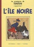 Les Aventures de Tintin : L'ile noire (French Edition)
