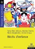 Recits D'enfance (French Edition)