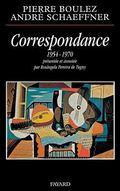 Correspondance: 1954-1970 (French Edition)
