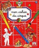 Mon cahier du cirque