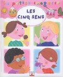 La Petite Imagerie Fleurus: Les Cinq Sens (French Edition)