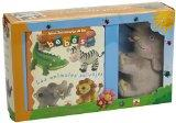 Los animales salvajes/ The Wild Animals (Mini Diccionario De Los Bebes/ Mini Baby Dictionary...