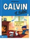 Calvin et Hobbes, Tome 2 (French Edition)
