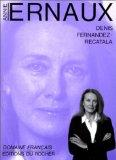 Annie Ernaux (Domaine francais) (French Edition)
