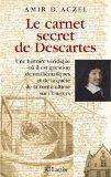 Le carnet secret de Descartes (French Edition)