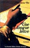 Une Si Longue Lettre (French Edition)