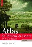 Atlas de l'histoire de France (French Edition)