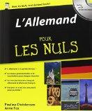 L'allemand pour les nuls (1CD audio) (French Edition)