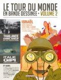 Le tour du monde en bande dessine (French Edition)