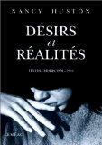 Desirs et realites: Textes choisis, 1978-1994 (French Edition)