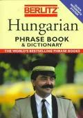 Berlitz Hungarian Phrase Book