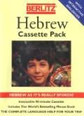 Hebrew Cassettepak - Berlitz Editors - Other Format - BK&CSST