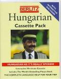 Hungarian Cassette Pack - Berlitz Publishing - Hardcover