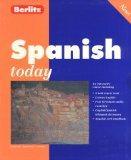 Spanish Today, 1998 with Book (Berlitz Today)