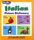 Berlitz Italian Picture Dictionary