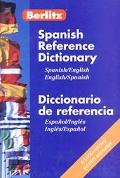Berlitz Spanish-English Bilingual References Dictionary - Berlitz Publishing - Paperback - R...