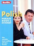 Berlitz Polish Prase Book